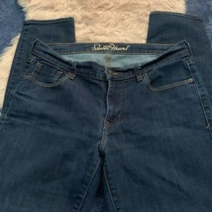 Old navy sweetheart jean